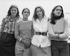 Four sisters 1975 - 2014