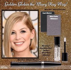 Golden Globes the Mary Kay Way! www.marykay.com/brookeramsey **Cannot have a consultant. If you're looking for one I'd love to assist you**