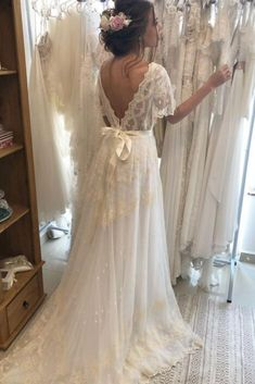 Amelie Draped Sleeves in 2020 Making A Wedding Dress, Dream Wedding Dresses, Wedding Gowns, Wedding Attire, Boho Wedding, Wedding Dress Sleeves, Dresses With Sleeves, Cute Wedding Ideas, Wedding Inspiration