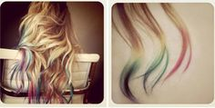 20 Amazing Dip-Dye Hairstyles: How to Tie-Dye Your Hair