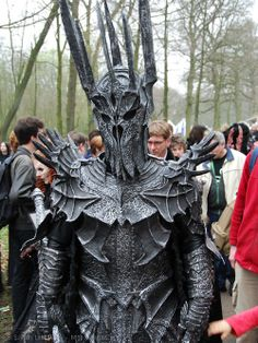 Sauron, Lord of the Rings.