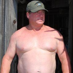 boat dock musclebear dad