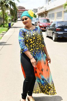 African Fashion Ankara, African Wear, African Style, Ankara Dress Styles, Ankara Tops, Short African Dresses, Long Gowns, Casual Wear, Relax