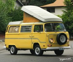 Volkswagen Bus Westfalia 1972