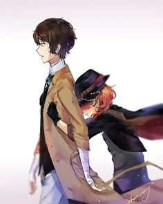 I think these two are my newest otp :3 but I'm i multi shipper, so...