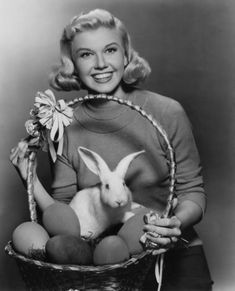 Doris Day #Easter