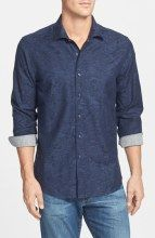 Tommy Bahama 'Sands of Jacquard' Island Modern Fit Sport Shirt  gifters.com button down shirts for men