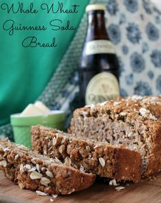 Whole Wheat Guinness Soda Bread from Awesome on 20