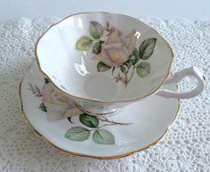 Taza de té de China de Mayfair y platillo taza de té Set