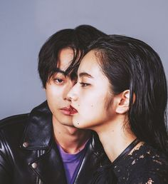 Photos and Videos Japanese Couple, Japanese Girl, Komatsu Nana, Couples Modeling, Thing 1, How To Pose, Japanese Models, Actor Model, Asian Beauty