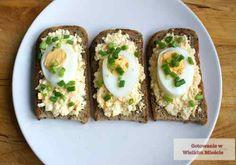 Kanapka Jajko z Jajkiem from http://www.kulinarnyprzepisna.pl