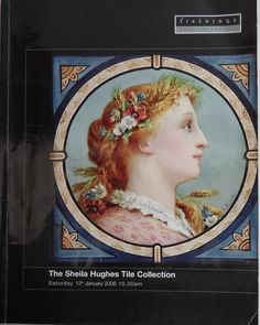 Old auction catalogues can be a good source of information for the tile collector