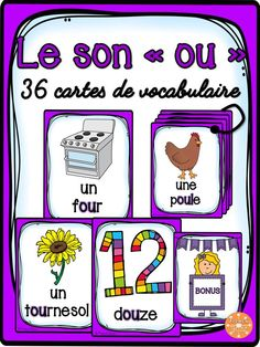 Learning French or any other foreign language require methodology, perseverance and love. In this article, you are going to discover a unique learn French method. Preschool Literacy, Early Literacy, Classroom Activities, Class Activities, Kindergarten, Teaching French Immersion, Grade 1 Reading, French Classroom, French Resources