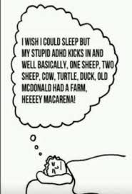 adhd quotes funny