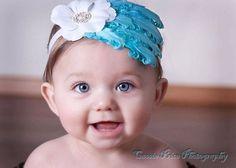 She's So Cute! Look At Them Pretty Blue Eyes!