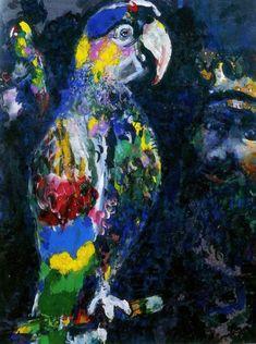 ARTE PARA NIÑOS: Marc Chagall al alcance de los más pequeños gracias a las Fábulas de La Fontaine