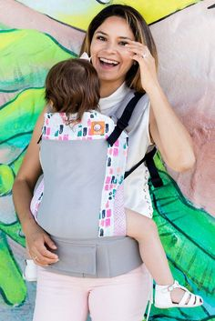 6cf3b168859 Tula Baby Carrier - Coast Masterpiece - Blashful