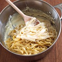 My favorite alfredo recipe.  Laurie, this is for you so I don't have to keep texting you the directions.