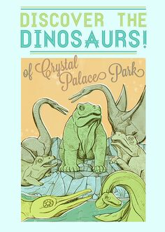 Discover the Dinosaurs by Kathryn Corlett Graphic Designer & Illustrator