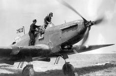 Fairey Battle. The SAAF used Battles in East Africa with great effect against the Italians