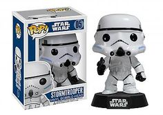Star Wars POP! Vinyl Figure - Storm Trooper