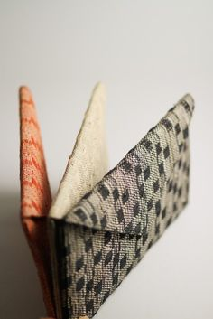 Pretty hand woven clutches