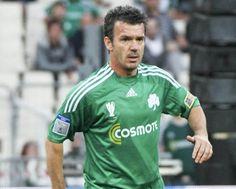 Dimitris Saravakos-Panathinaikos FC 6 Legends, Polo Shirt, Polo Ralph Lauren, Football, Heart, Mens Tops, Shirts, Fashion, Soccer