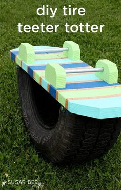 Summer is just around the corner and my kids live outside. With these DIY Backyard Ideas for Kids your backyard will be full of fun and adventure. outdoor toys DIY Backyard Ideas for Kids Backyard For Kids, Diy For Kids, Cool Kids, Backyard Playground, Backyard Projects, Tyre Ideas For Kids, Plastic Playground, Backyard Gym, Playground Toys