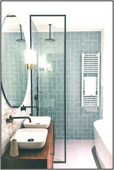 Modern Farmhouse, Rustic Modern, Classic, light and airy master bathroom design a few ideas. Bathroom makeover ideas and master bathroom renovation suggestions. Bathroom Renos, Bathroom Small, Small Wet Room, Bathroom Ideas On A Budget Small, Modern Bathrooms, Bathroom Remodel Small, Small Shower Room, Shower Over Bath, Restroom Remodel