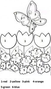 free printable spring worksheet for kindergarten (2)   Crafts and Worksheets for Preschool,Toddler and Kindergarten