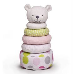 Stackable Bear Toy