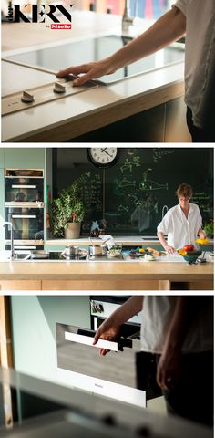 Take a look around chef and owner of acclaimed restaurant The Modern Pantry, Anna Hansen's MBE kitchen and discover the appliances she cannot live without. Design Your Kitchen, Professional Chef, Best Chef, Family Kitchen, Food Preparation, Family Life, Chefs, Cool Kitchens, Pantry