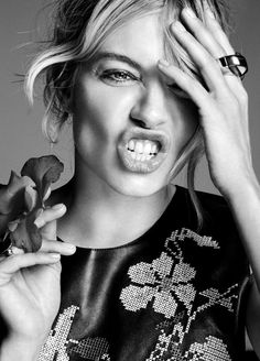 Sienna Miller by Txema Yeste for Marie Claire US October 2015