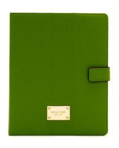 MICHAEL Michael Kors iPad Saffiano Stand - Michael -Want this!