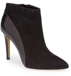 Vince Camuto 'Kasi' Pointy Toe Bootie (Nordstrom Exclusive) (Women)