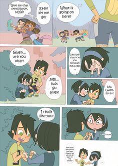 Total drama kids comic pag 11 by Kikaigaku.deviantart.com on @DeviantArt