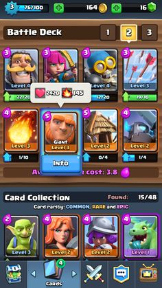 Clash Royale – The Best Deck for a Beginner