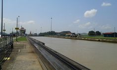 CEO #Acksol Alfredo Cantó visita Canal #Panamá