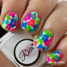 Plump and Polished: The Beauty Buffs - Neon