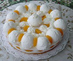 Schneeball Torte, ein leckeres Rezept mit Bild aus der Kategorie Torten. 8 Bewertungen: Ø 4,0. Tags: Backen, Torte