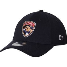 2f5b1f4a26f Florida Panthers New Era CM 2 Hit Stretch Fit Hat - Navy