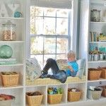 Playroom Storage Ideas – Decorating Built-ins