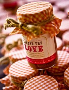 """""""Spread the Love""""... cute wedding favors OR cute fall gifts!!!"""