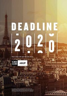 Cover image for Deadline 2020: How cities will get the job done