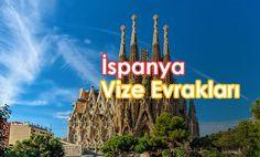 İspanya vizesi için gerekli evraklar hangileridir . Broadway Shows, Neon Signs, Canada, America