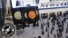Arte no LP - Arte com Discos de Vinil