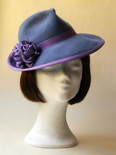 Ozmonda Hat - trilby #Ozmonda #kalap #hat #Gallery #coctail #party #holiday #gift #pinup