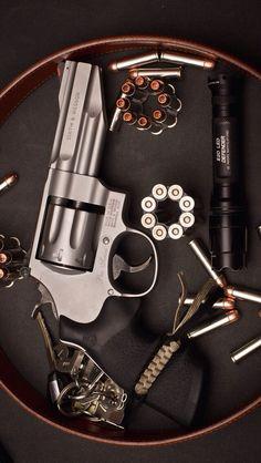 Revolver... Find our speedloader now! http://www.amazon.com/shops/raeind
