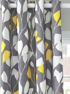 Yellow Curtains, Gold Curtains, Colorful Curtains, Panel Curtains, Curtain Drops, Curtain Headings, Types Of Curtains, John Lewis Shops