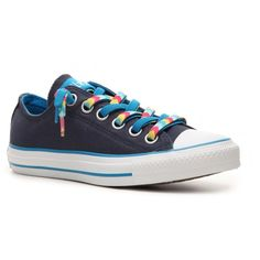 Converse Women's Chuck Taylor Double Lace All Star Sneaker ($45) ❤ liked on Polyvore